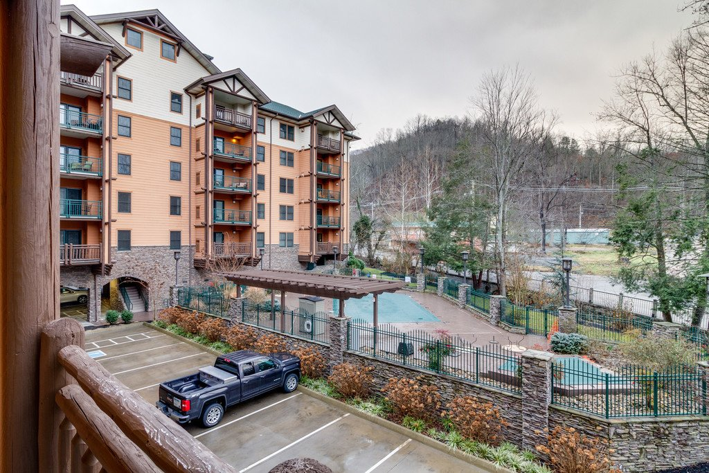 Photo of a Gatlinburg Condo named Baskins Creek 104 - This is the ninth photo in the set.