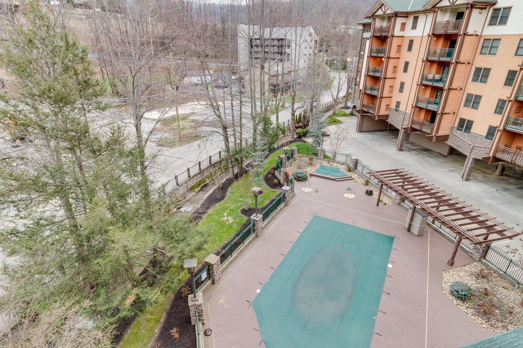 Photo of a Gatlinburg Condo named Baskins Creek 414 - This is the thirty-fifth photo in the set.