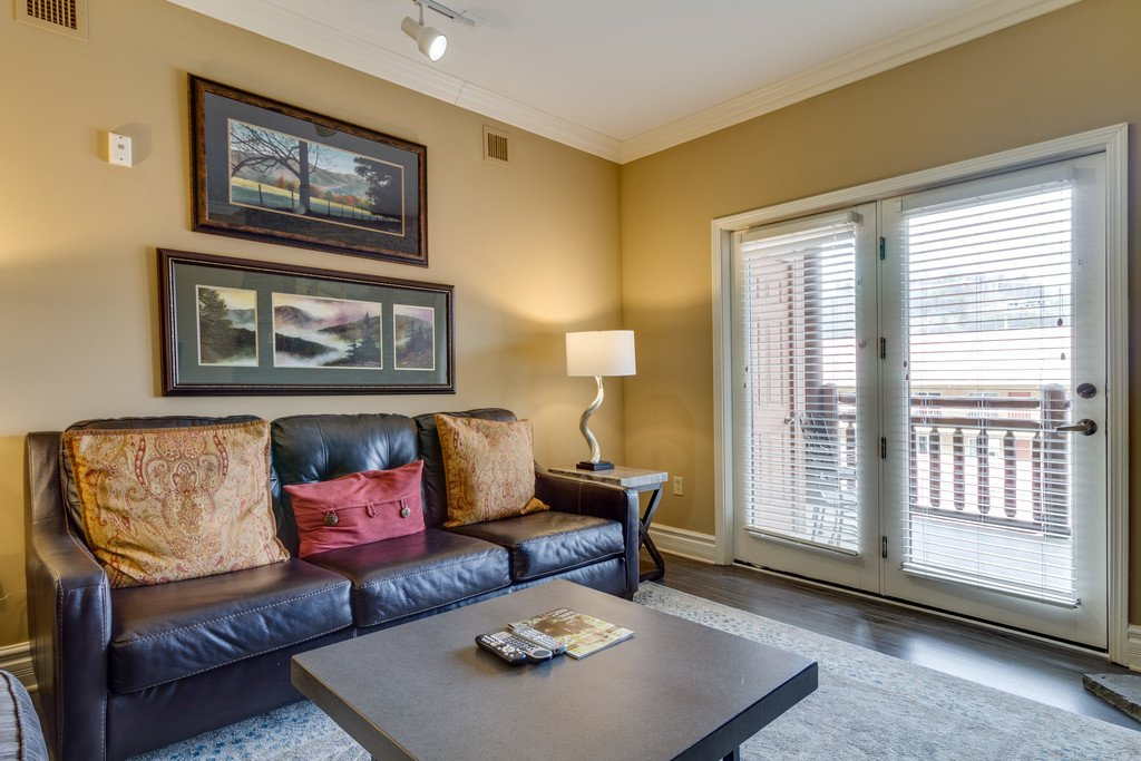 Photo of a Gatlinburg Condo named Baskins Creek 105 - This is the third photo in the set.