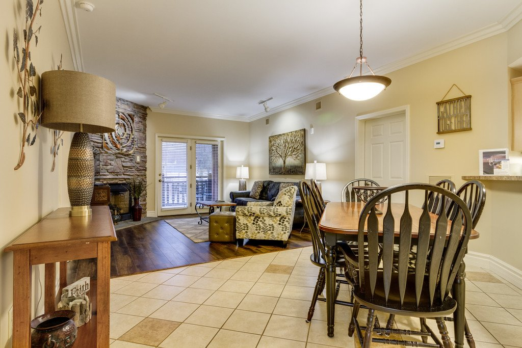 Photo of a Gatlinburg Condo named Baskins Creek 104 - This is the twelfth photo in the set.