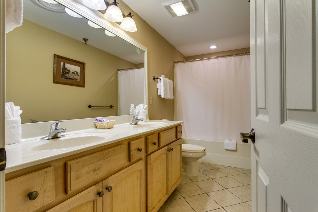 Photo of a Gatlinburg Condo named Baskins Creek 407 - This is the eighteenth photo in the set.