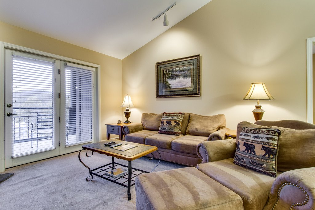 Photo of a Gatlinburg Condo named Baskins Creek 407 - This is the second photo in the set.