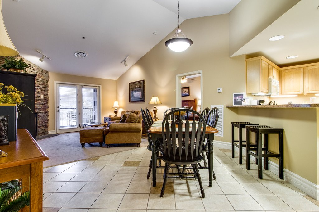 Photo of a Gatlinburg Condo named Baskins Creek 407 - This is the fifth photo in the set.