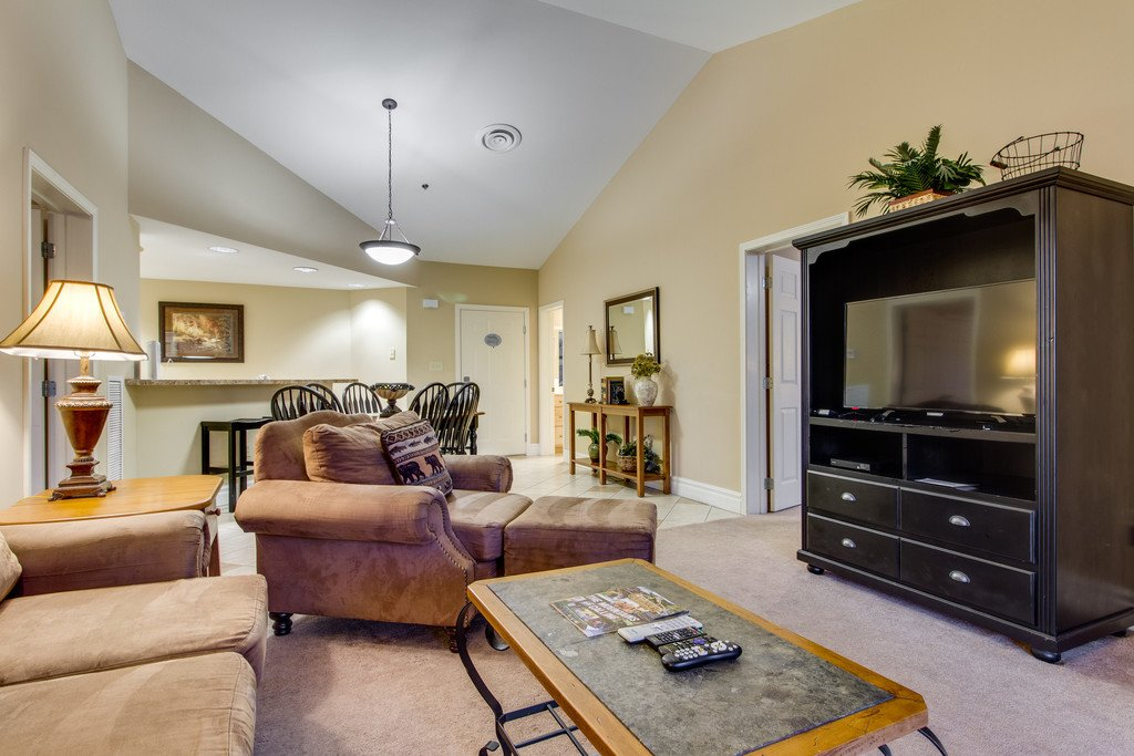 Photo of a Gatlinburg Condo named Baskins Creek 407 - This is the third photo in the set.