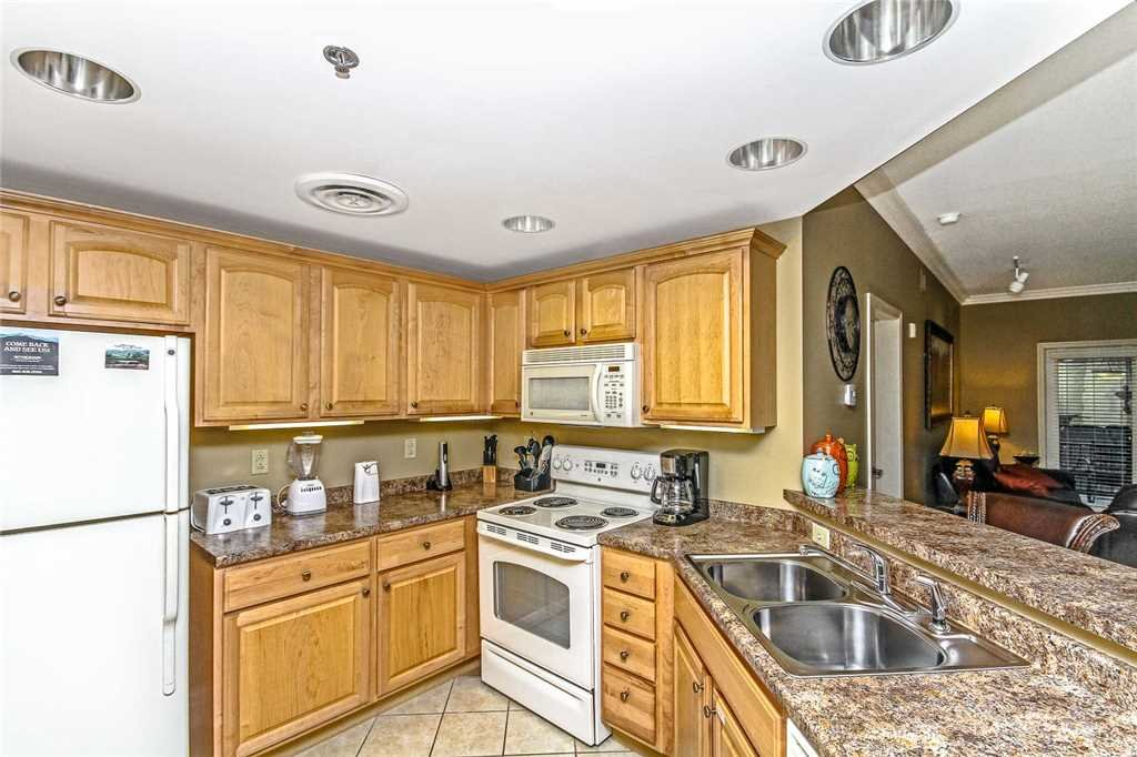 Photo of a Gatlinburg Condo named Baskins Creek 302 - This is the fourth photo in the set.