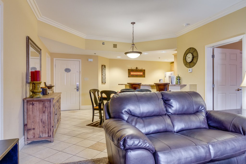 Photo of a Gatlinburg Condo named Baskins Creek 205 - This is the fourth photo in the set.