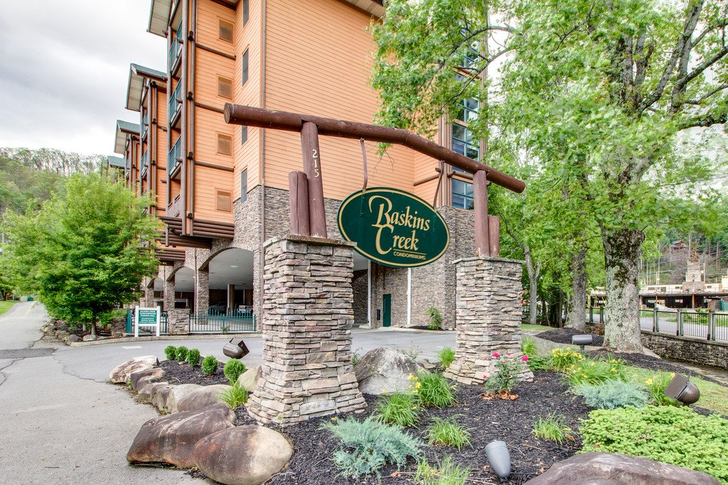 Photo of a Gatlinburg Condo named Baskins Creek 108 - This is the fifteenth photo in the set.