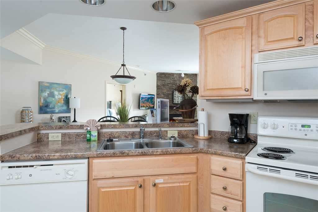 Photo of a Gatlinburg Condo named Baskins Creek 208 - This is the fourth photo in the set.
