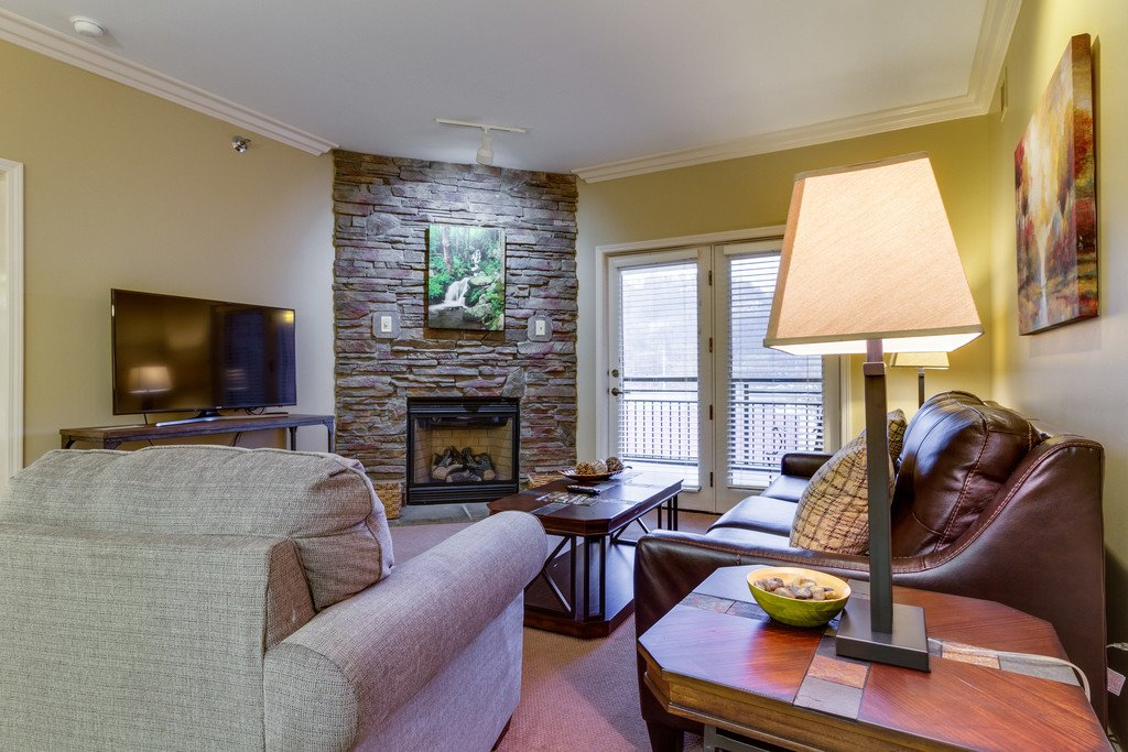 Photo of a Gatlinburg Condo named Baskins Creek 307 - This is the first photo in the set.