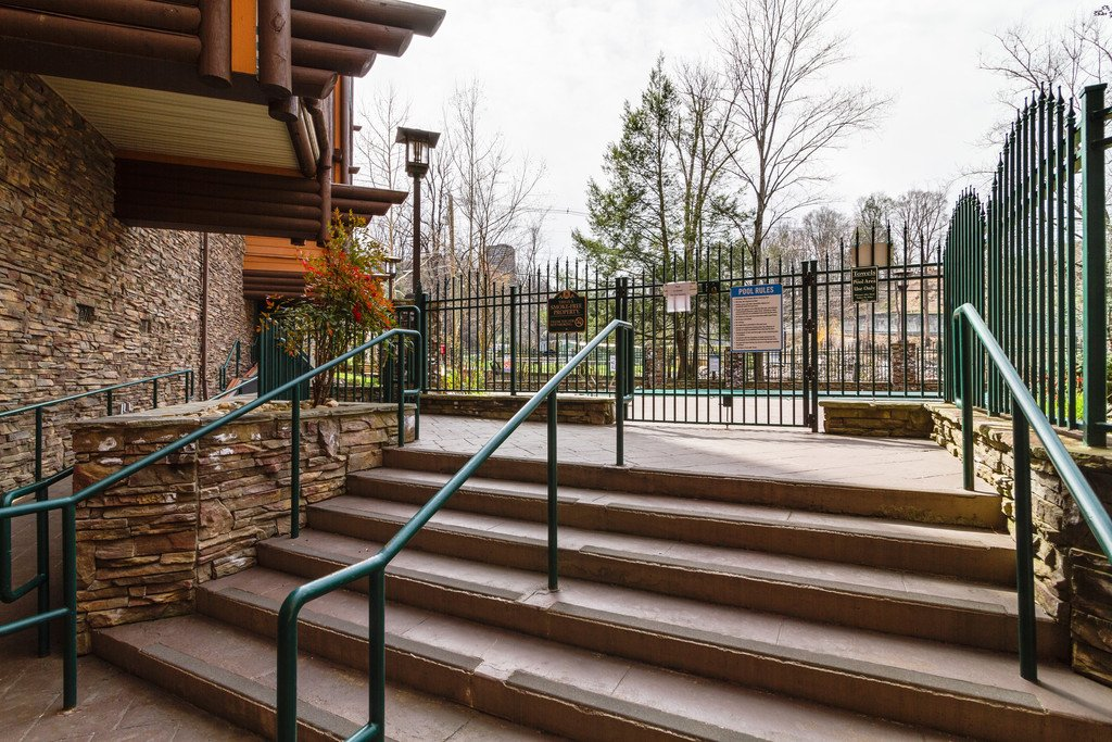 Photo of a Gatlinburg Condo named Baskins Creek 506 - This is the twenty-fourth photo in the set.