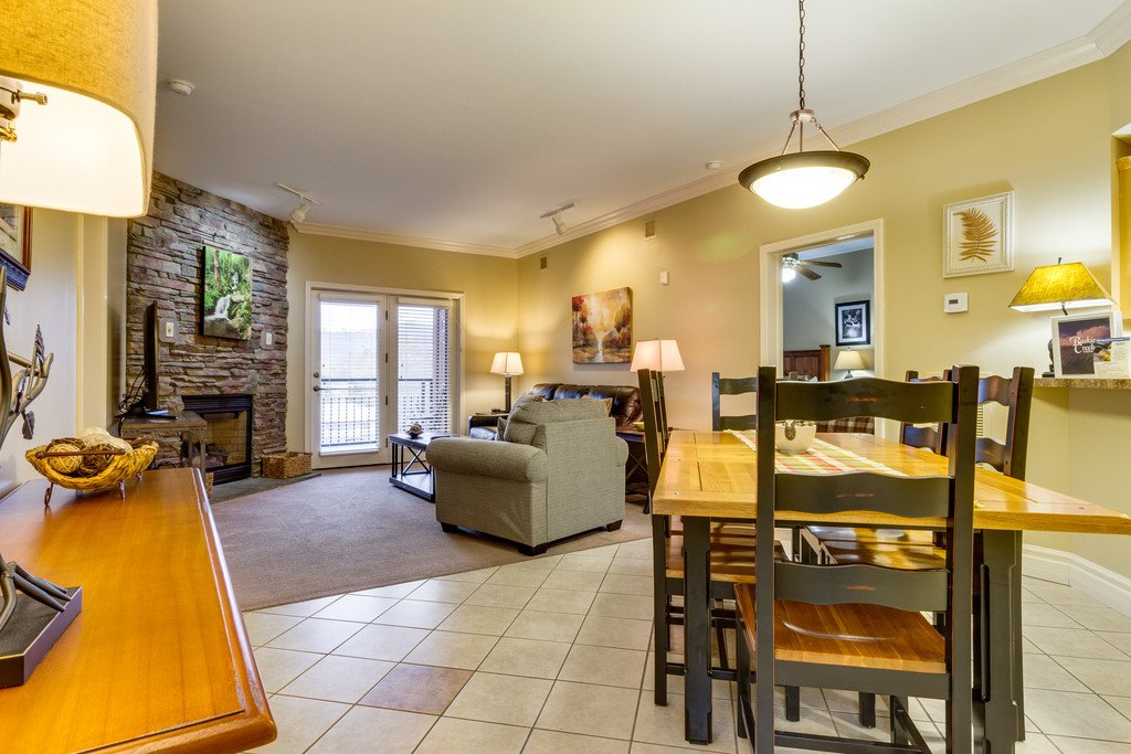 Photo of a Gatlinburg Condo named Baskins Creek 307 - This is the seventh photo in the set.
