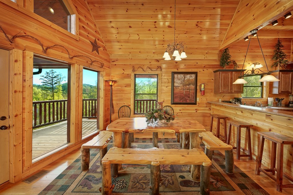 Photo of a Gatlinburg Cabin named Knotty & Nice - This is the fourteenth photo in the set.