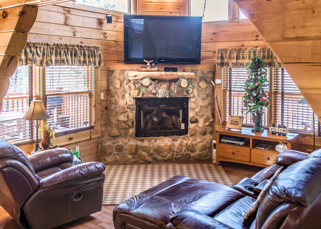 Photo of a Pigeon Forge Cabin named Southern Comfort #22 - This is the first photo in the set.