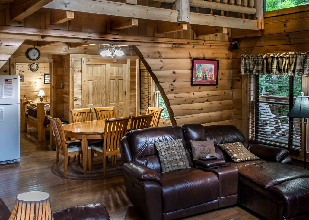 Photo of a Pigeon Forge Cabin named Southern Comfort #22 - This is the second photo in the set.
