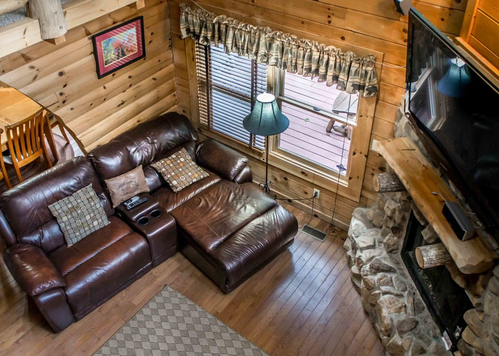Photo of a Pigeon Forge Cabin named Southern Comfort #22 - This is the fourth photo in the set.