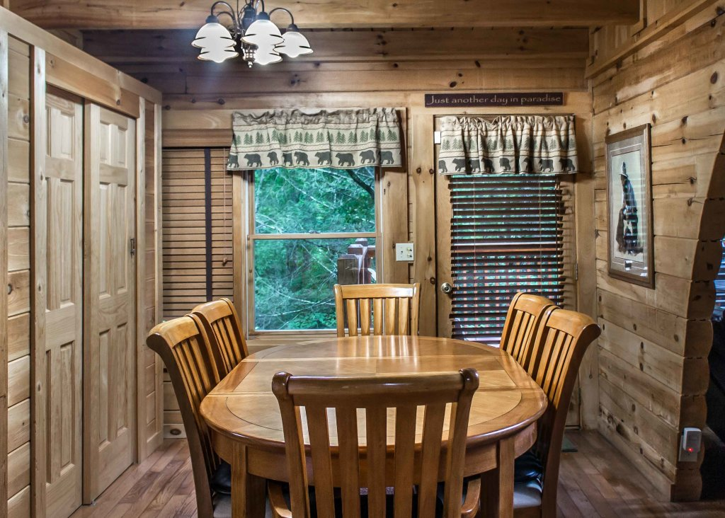 Photo of a Pigeon Forge Cabin named Southern Comfort #22 - This is the seventh photo in the set.