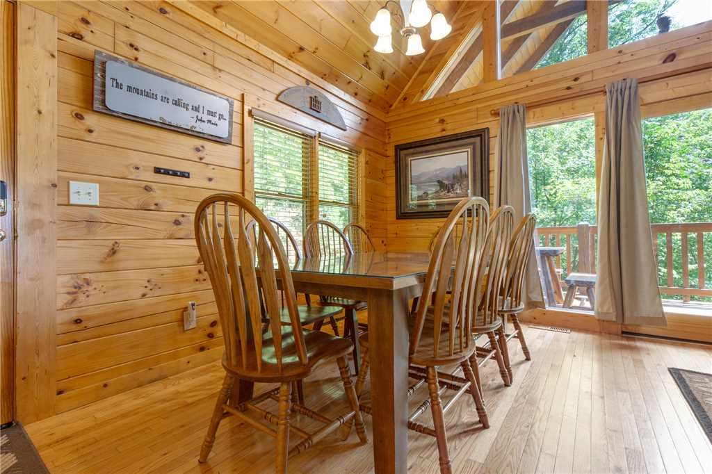 Photo of a Gatlinburg Cabin named Enchanted View Lodge - This is the fourth photo in the set.
