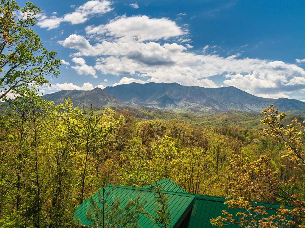 Photo of a Gatlinburg Cabin named Enchanted View Lodge - This is the twenty-fourth photo in the set.