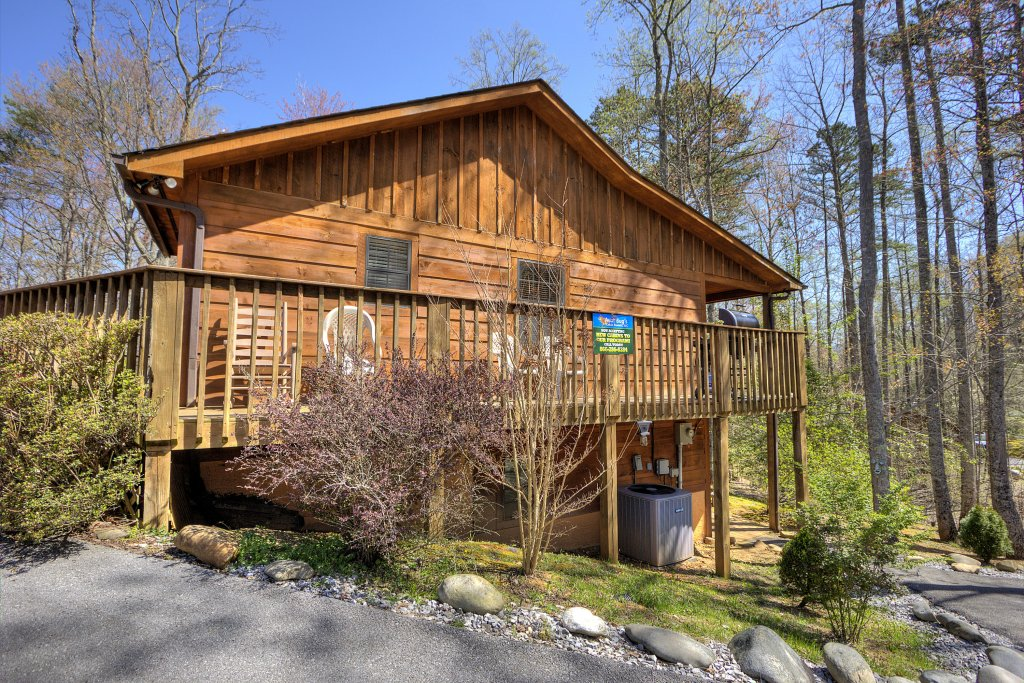 Photo of a Sevierville Cabin named Always Delightful #411 - This is the forty-seventh photo in the set.