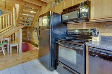 Paw Prints Cabin