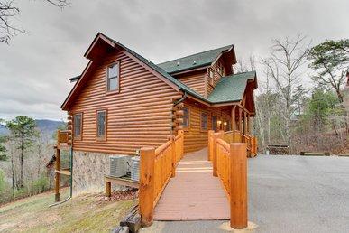 Mountain Escape Cabin