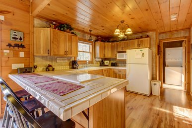 Two Bears Cabin