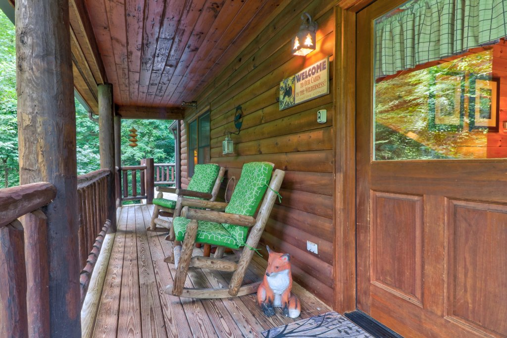 Photo of a Sevierville Cabin named Foxfire Cove Cabin - This is the thirty-sixth photo in the set.