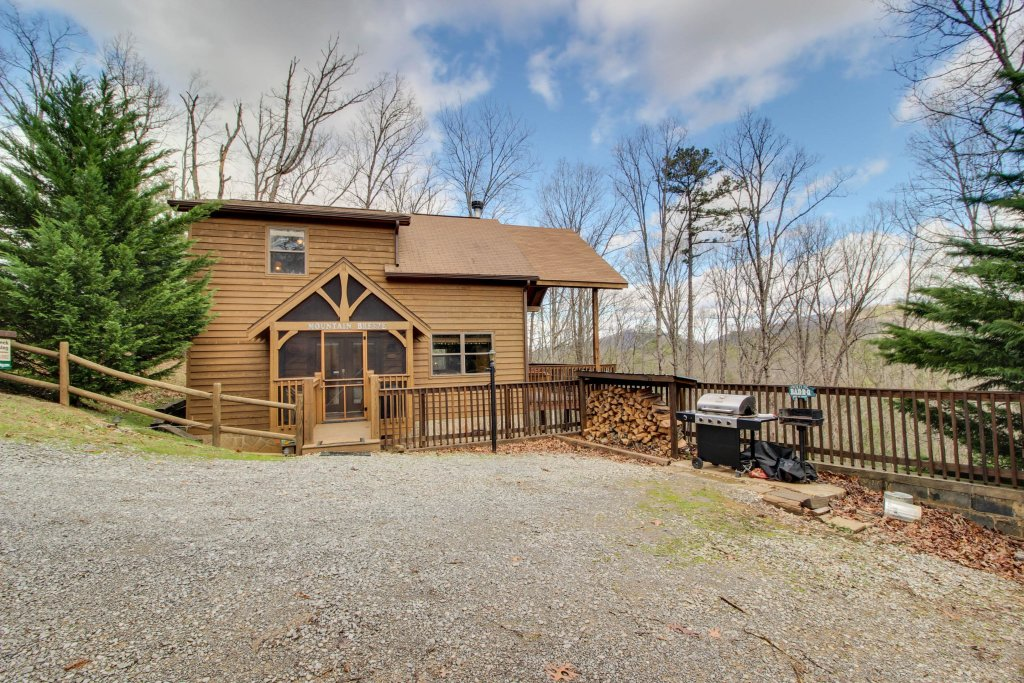 Photo of a Sevierville Cabin named Mountain Breeze Cabin - This is the twenty-third photo in the set.