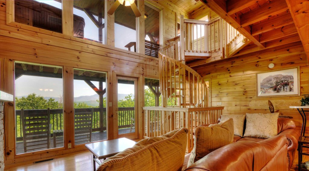 Photo of a Pigeon Forge Cabin named Villa Italia #425 - This is the thirteenth photo in the set.