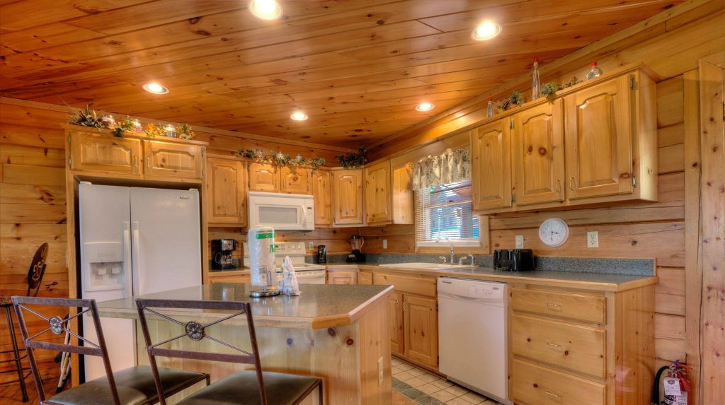 Photo of a Pigeon Forge Cabin named Villa Italia #425 - This is the tenth photo in the set.