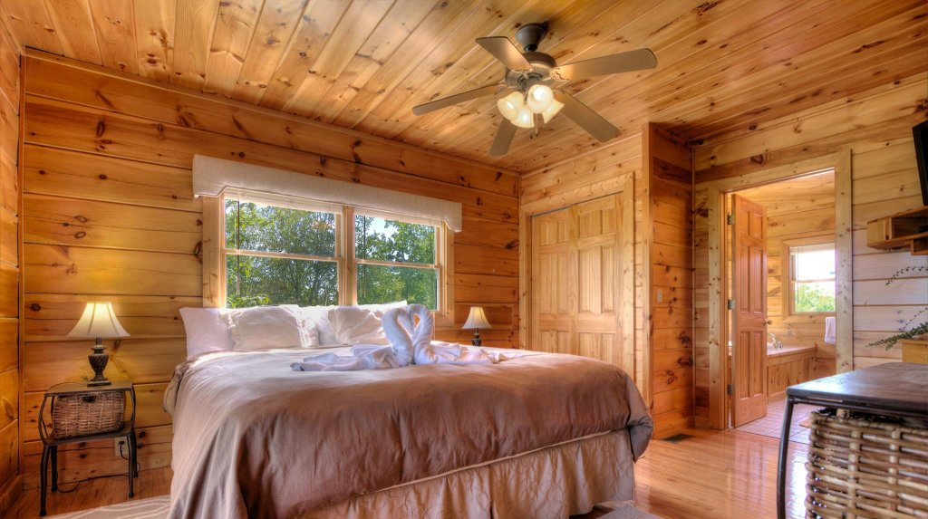 Photo of a Pigeon Forge Cabin named Villa Italia #425 - This is the twentieth photo in the set.
