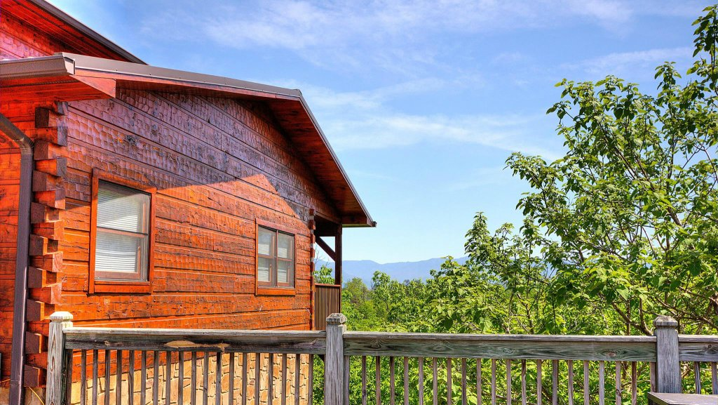 Photo of a Pigeon Forge Cabin named Villa Italia #425 - This is the thirty-third photo in the set.