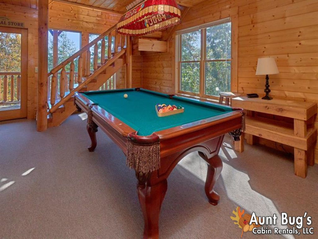 Photo of a Pigeon Forge Cabin named Incredible View - #326 - This is the tenth photo in the set.