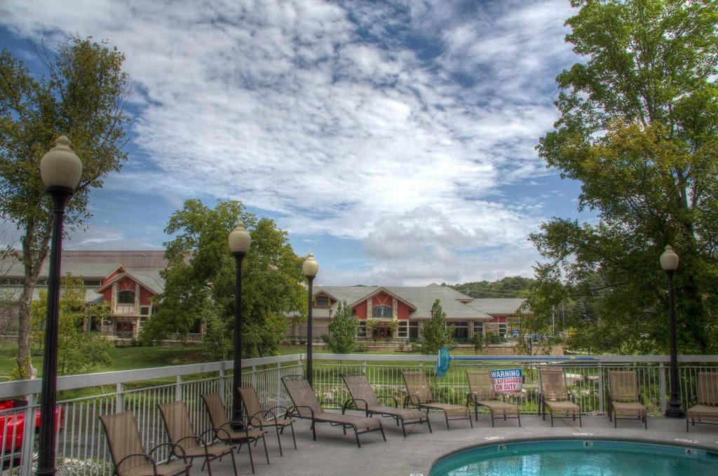 Photo of a Pigeon Forge Condo named Bear Crossing 201 - This is the twenty-second photo in the set.