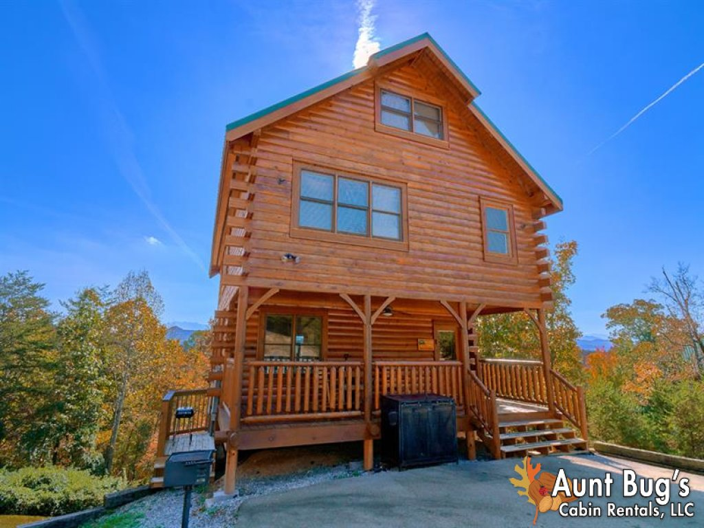 Photo of a Pigeon Forge Cabin named Incredible View - #326 - This is the eighteenth photo in the set.