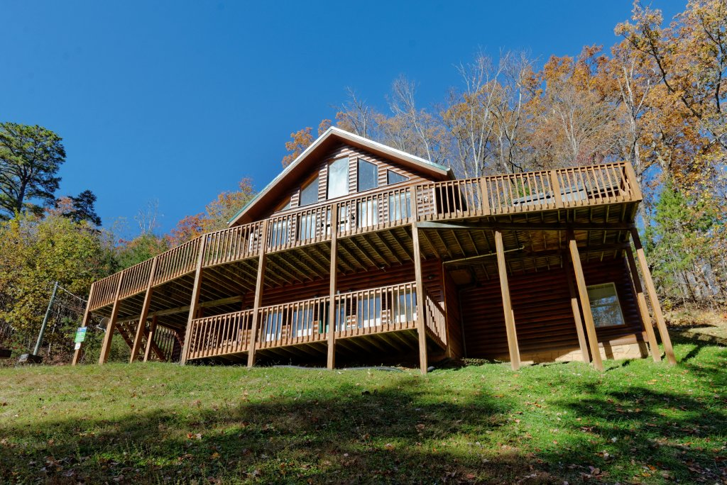 Photo of a Gatlinburg Cabin named Life Of Luxury #12 - This is the first photo in the set.