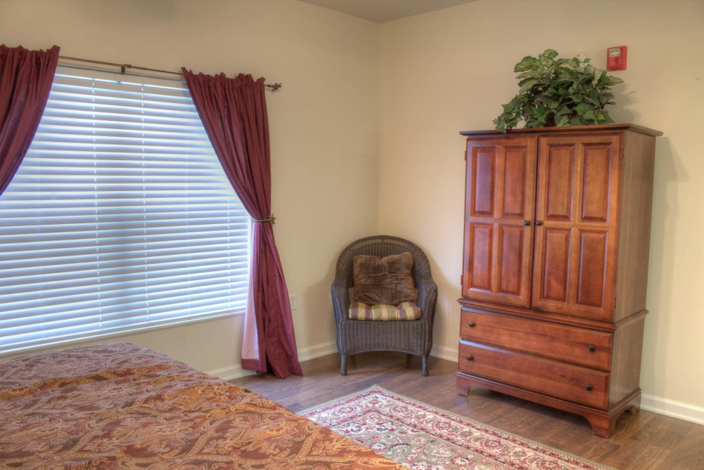 Photo of a Pigeon Forge Condo named Bear Crossing 201 - This is the fiftieth photo in the set.