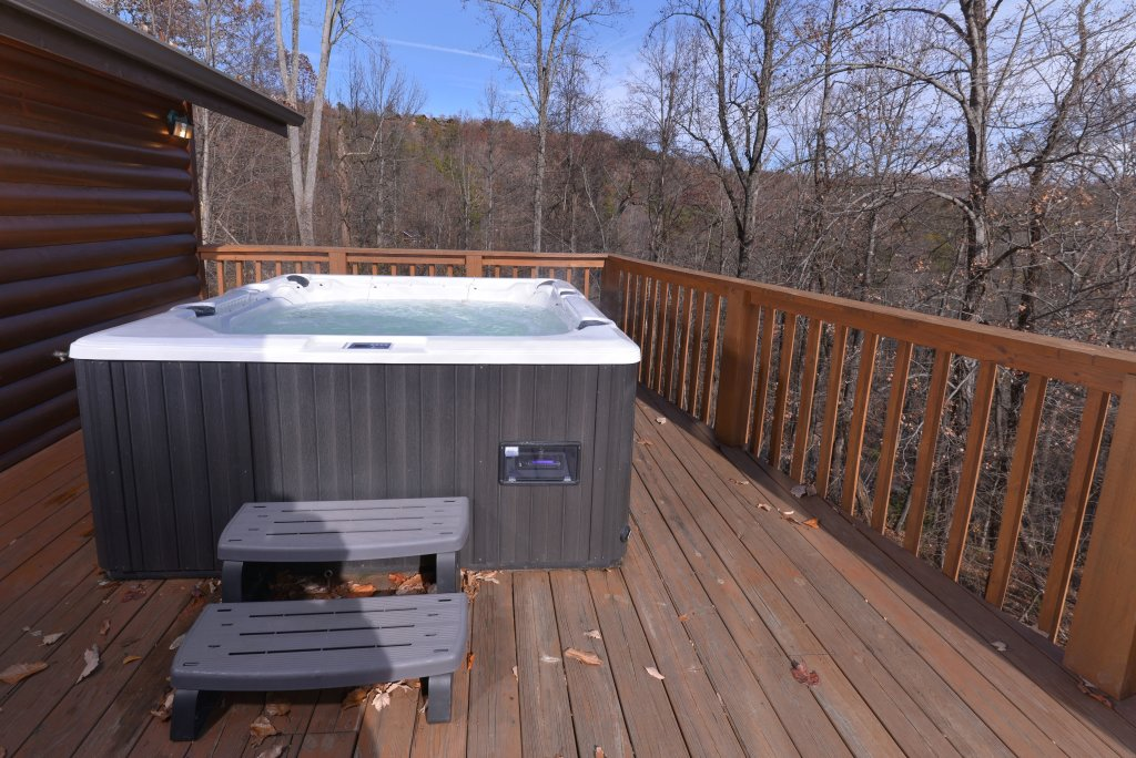 Photo of a Gatlinburg Cabin named Life Of Luxury #12 - This is the twelfth photo in the set.