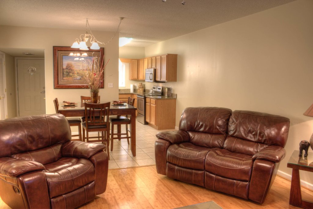 Photo of a Pigeon Forge Condo named Bear Crossing 103 - This is the thirty-first photo in the set.