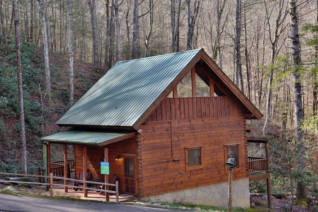 Photo of a Pigeon Forge Cabin named A Bit Of Heaven #252 - This is the third photo in the set.