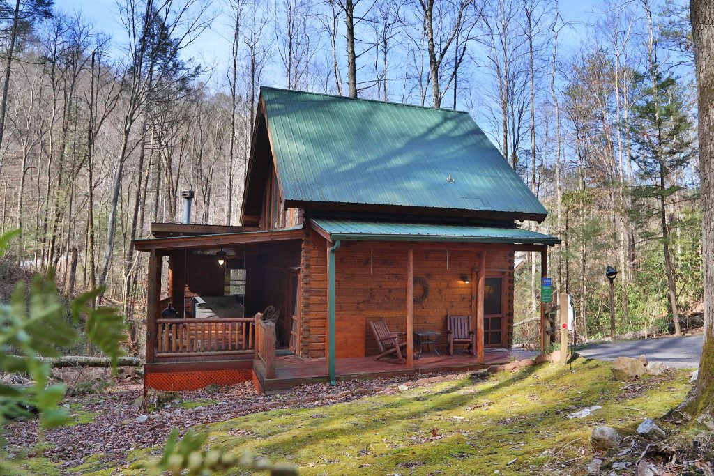 Photo of a Pigeon Forge Cabin named A Bit Of Heaven #252 - This is the fifth photo in the set.