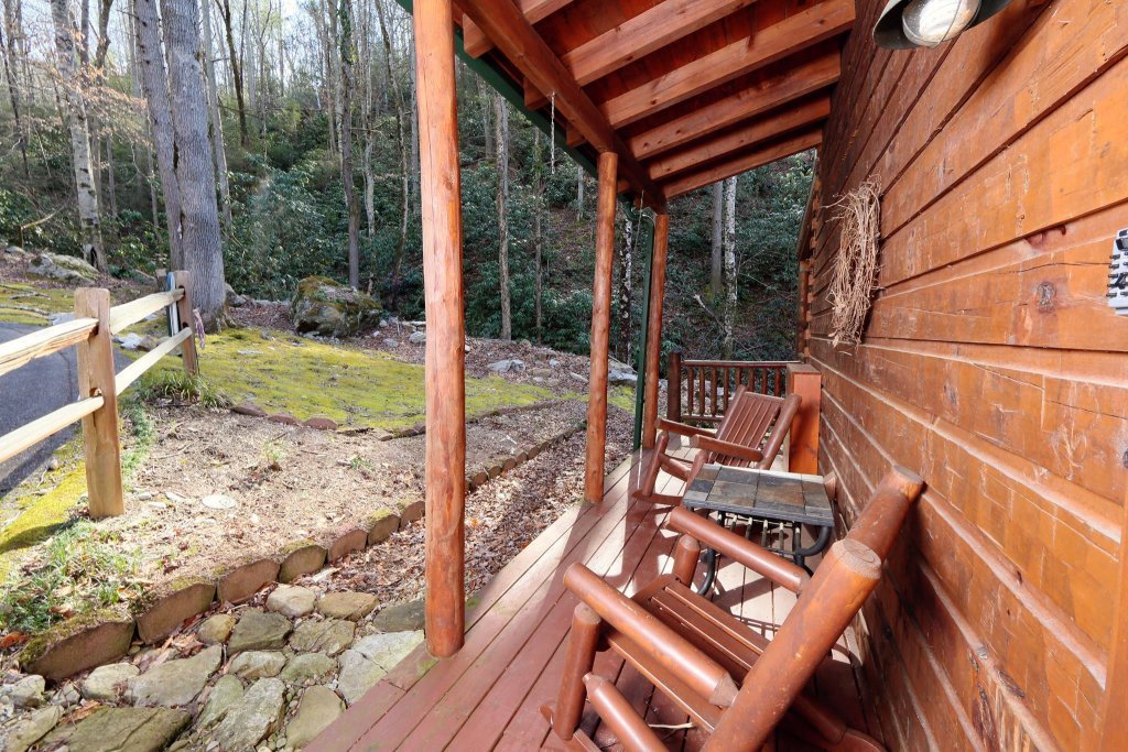Photo of a Pigeon Forge Cabin named A Bit Of Heaven #252 - This is the twenty-second photo in the set.