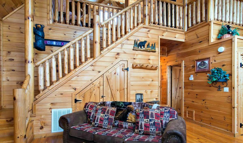Photo of a Gatlinburg Cabin named A Beary Tale #258 - This is the thirteenth photo in the set.