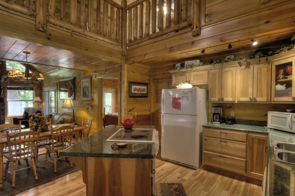 Photo of a Gatlinburg Cabin named Living Waters #376 - This is the eighth photo in the set.