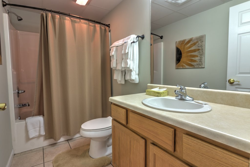 Photo of a Pigeon Forge Condo named Bear Crossing 301 - This is the forty-sixth photo in the set.