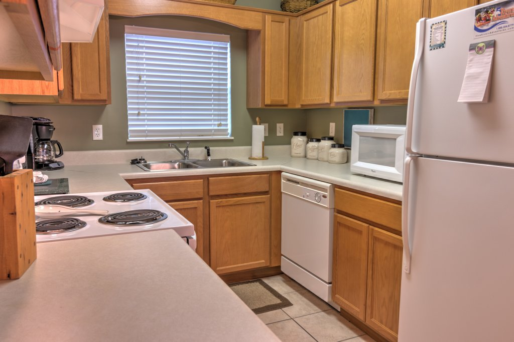 Photo of a Pigeon Forge Condo named Bear Crossing 301 - This is the thirty-sixth photo in the set.