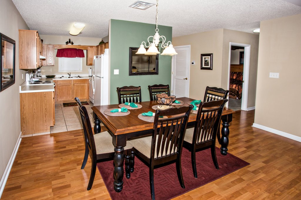 Photo of a Pigeon Forge Condo named Bear Crossing 501 Nb - This is the thirtieth photo in the set.