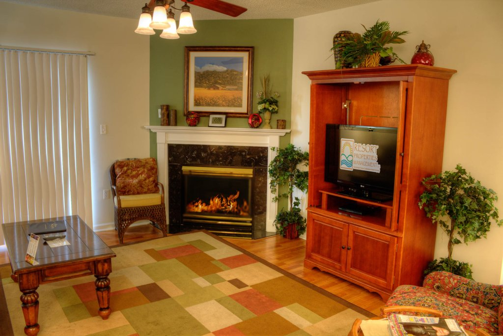 Photo of a Pigeon Forge Condo named Bear Crossing 401 - This is the forty-second photo in the set.