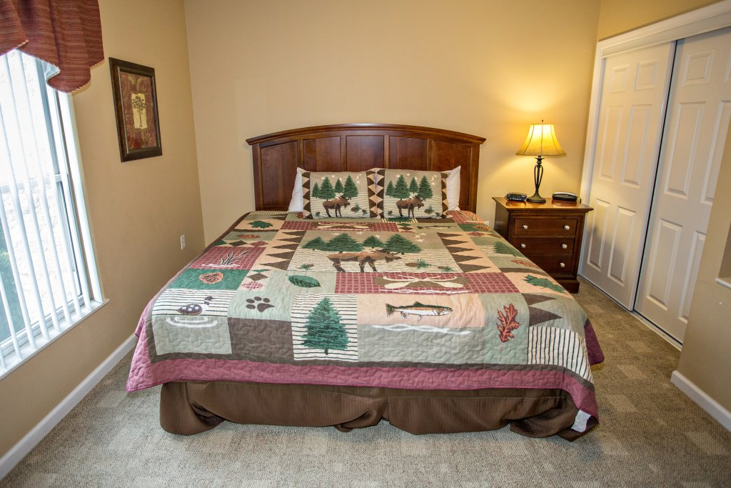 Photo of a Pigeon Forge Condo named Bear Crossing 303 - This is the fortieth photo in the set.
