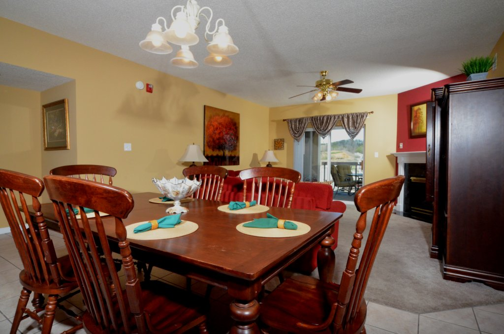 Photo of a Pigeon Forge Condo named Bear Crossing 402 - This is the forty-first photo in the set.